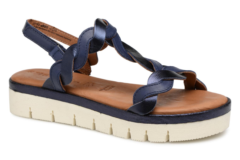 Cómodo y bien parecido Tamaris Agave 2 (Azul) - Sandalias en Más cómodo