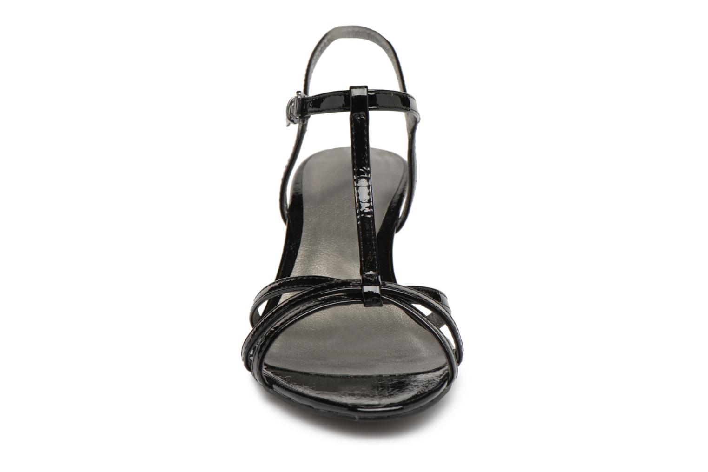 Sandales et nu-pieds Tamaris Sarriette Noir vue portées chaussures