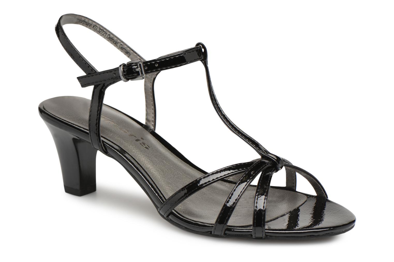Sandales et nu-pieds Tamaris Sarriette Noir vue détail/paire