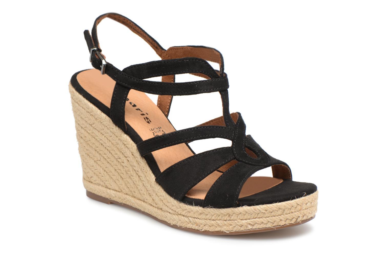 Zapatos promocionales Tamaris Belladone (Negro) - Alpargatas   Gran descuento