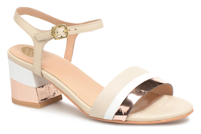 ZapatosGioseppo Gonman (Beige) - Sandalias la   Descuento de la Sandalias marca 38d6c6