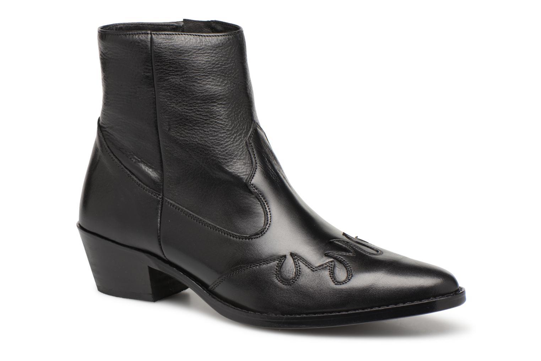 Grandes descuentos últimos zapatos Valentine Gauthier Keith (Negro) - Botines  Descuento