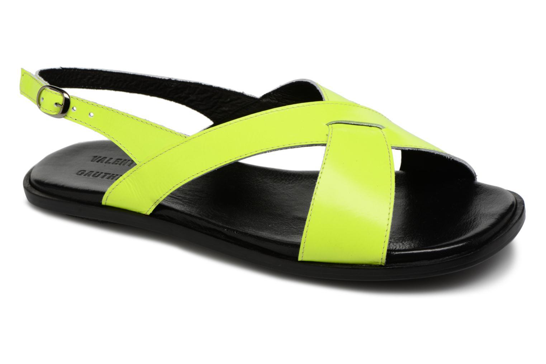 Zapatos de mujer baratos zapatos de mujer Valentine Gauthier Houston (Amarillo) - Sandalias en Más cómodo