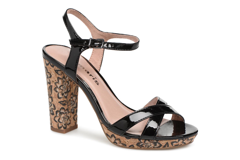 Grandes descuentos últimos zapatos Tamaris Themis (Negro) - Sandalias Descuento