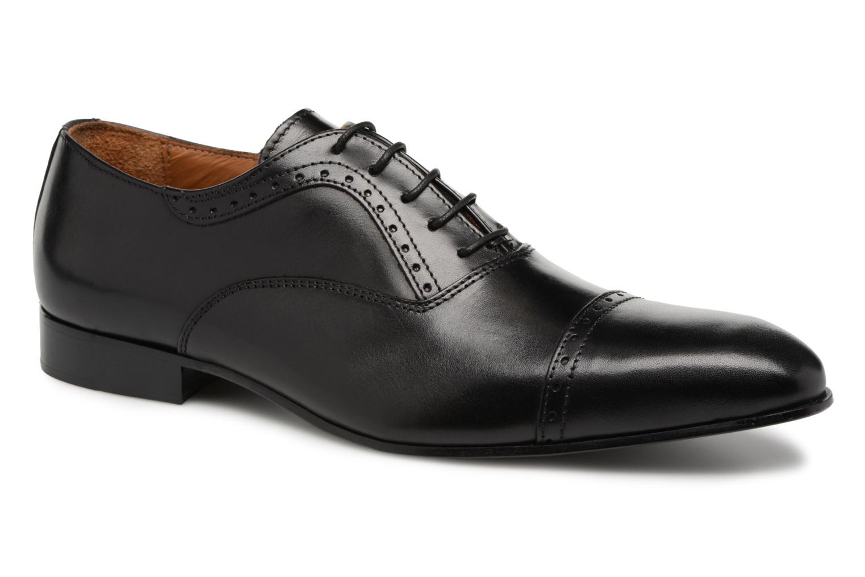 Zapatos cómodos y versátiles Marvin&Co Narlow (Negro) - Zapatos con cordones en Más cómodo