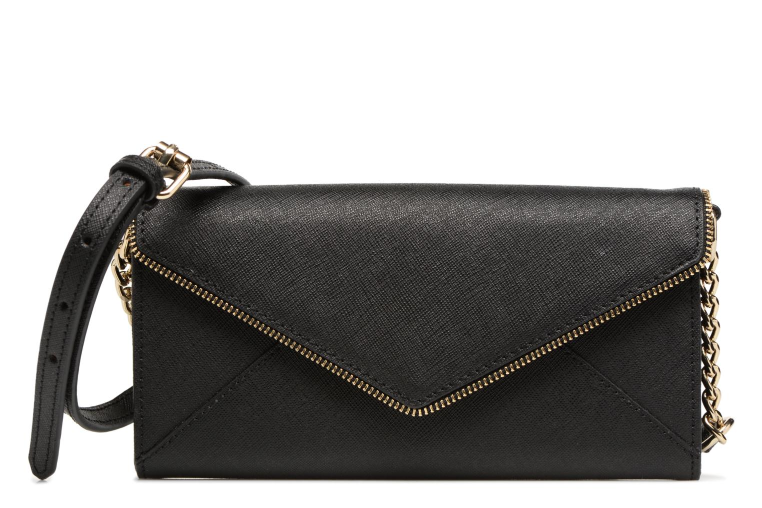 Sacs à main Rebecca Minkoff ACCESSORIES LEATHER SH15ISSX13 CLEO WALLET CHAI Noir vue détail/paire