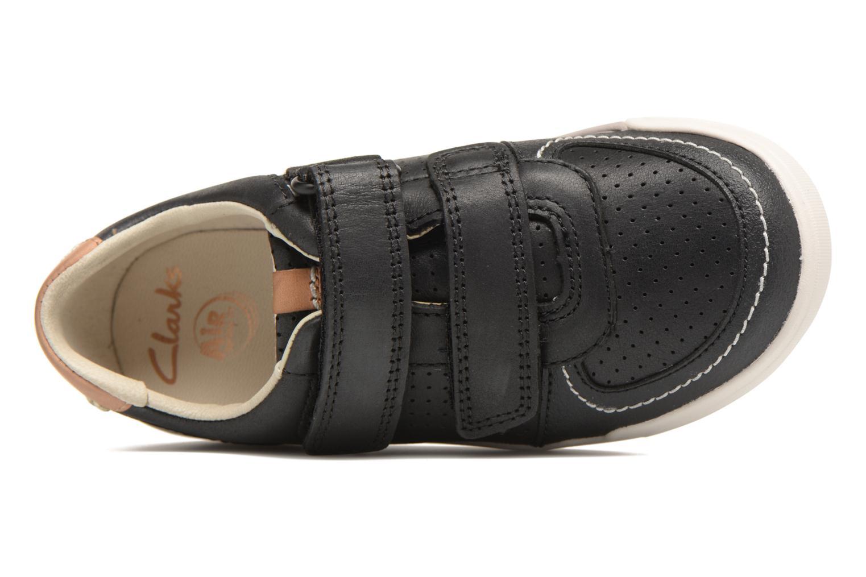 Ezra Mini Mini leather Clarks Black Clarks Ezra Black 1XOgn