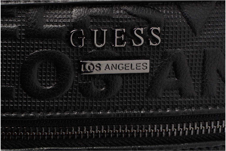 Sacs homme Guess Crossbody/HM6150POL73 Noir vue gauche