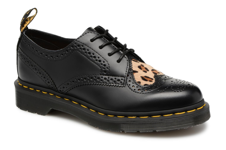 Los Los Los últimos zapatos de hombre y mujer DR. Martens Joyce Heart (Negro) - Zapatos con cordones en Más cómodo ae44f0