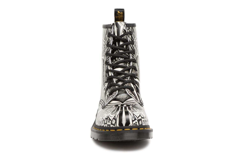 Bottines et boots Dr. Martens 1460 EPCB Noir vue portées chaussures