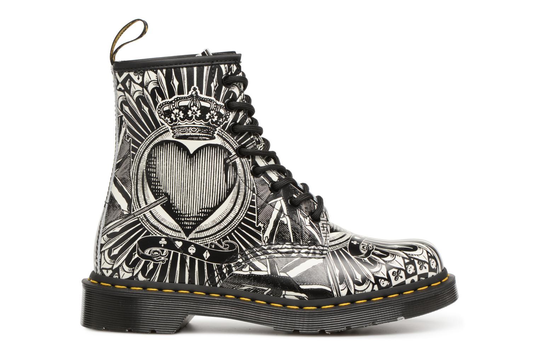 Bottines et boots Dr. Martens 1460 EPCB Noir vue derrière