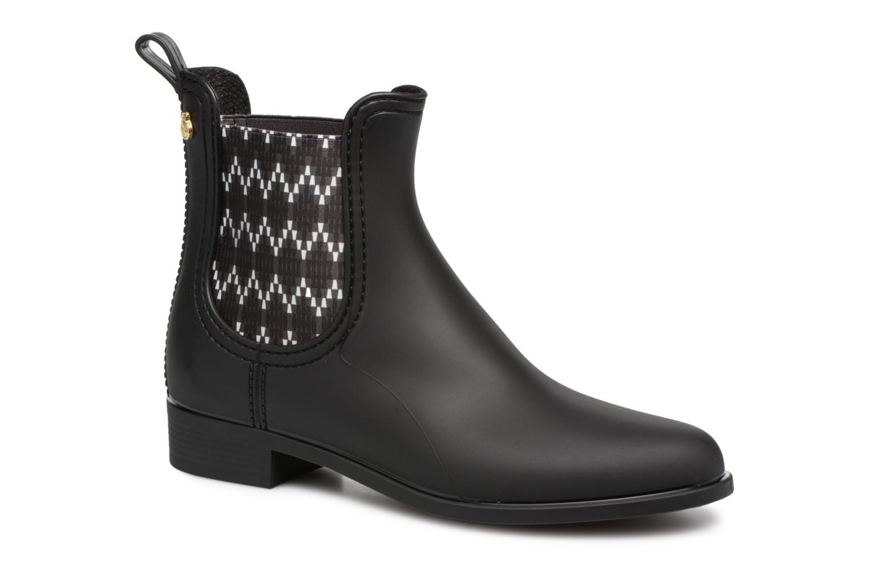 Bottines et boots Lemon Jelly Sahara 01 Noir vue détail/paire