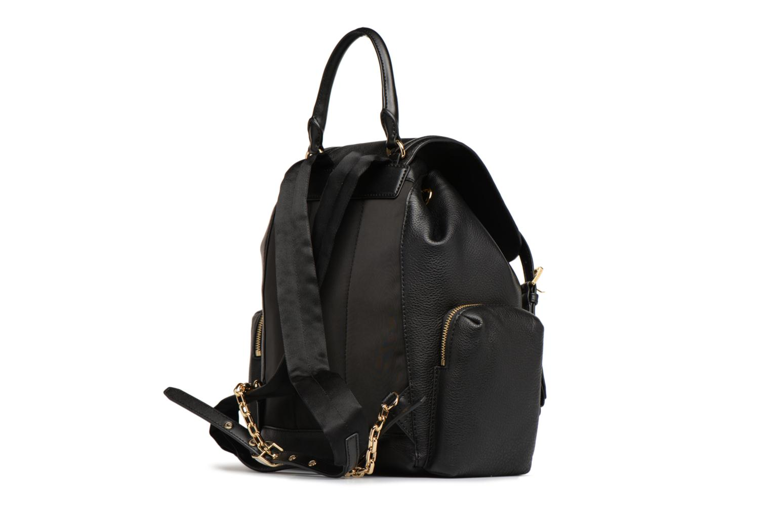 Mochilas Michael Michael Kors Beacon MD Backpack Negro vista lateral derecha