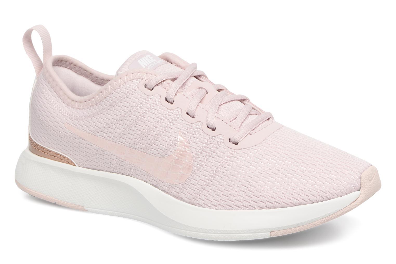 Baskets Nike Nike Dualtone Racer (Ps) Rose vue détail/paire