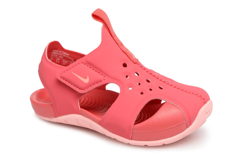 Sandalias Nike Nike Sunray Protect 2 (Td) Rosa vista de detalle / par