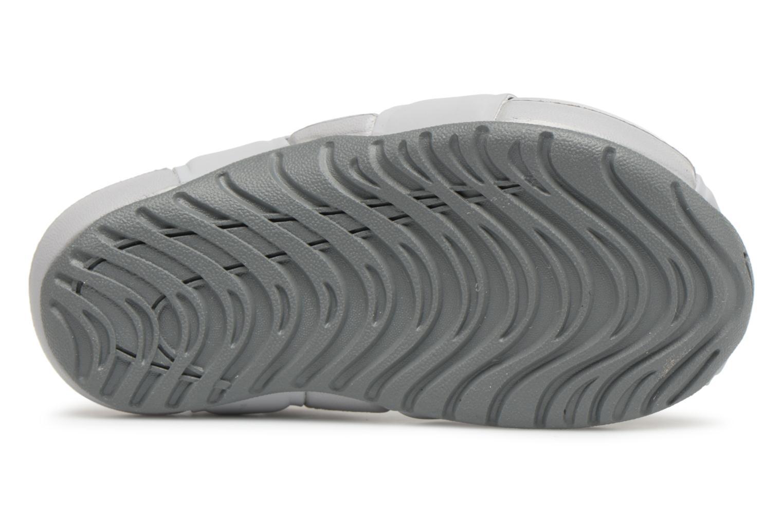 Sandales et nu-pieds Nike Nike Sunray Protect 2 (Td) Gris vue haut