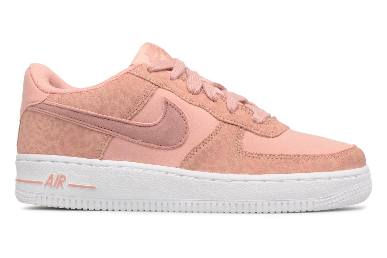Baskets Nike Nike Air Force 1 Lv8 (Gs) Rose vue derrière