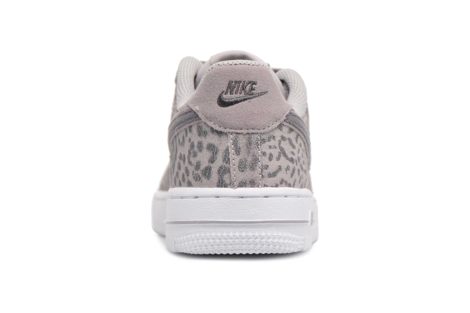 Baskets Nike Nike Force 1 Lv8 (Ps) Gris vue droite