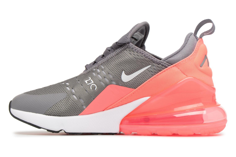 Black/white-anthracite Nike Nike Air Max 270 (Gs) (Noir)