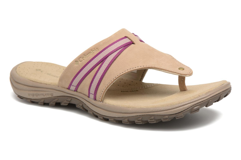 Grandes descuentos últimos zapatos Columbia Santiam Flip (Beige) - Zapatillas de deporte Descuento