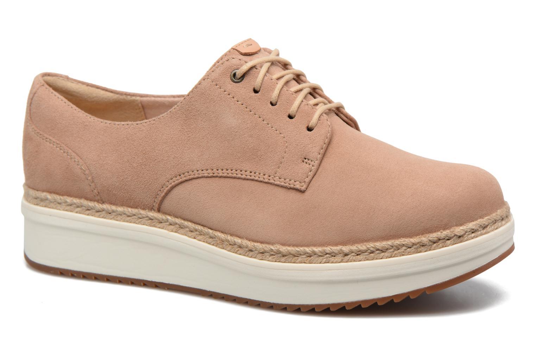 Cómodo y bien parecido Clarks Teadale Rhea (Marrón) - Zapatos con cordones en Más cómodo