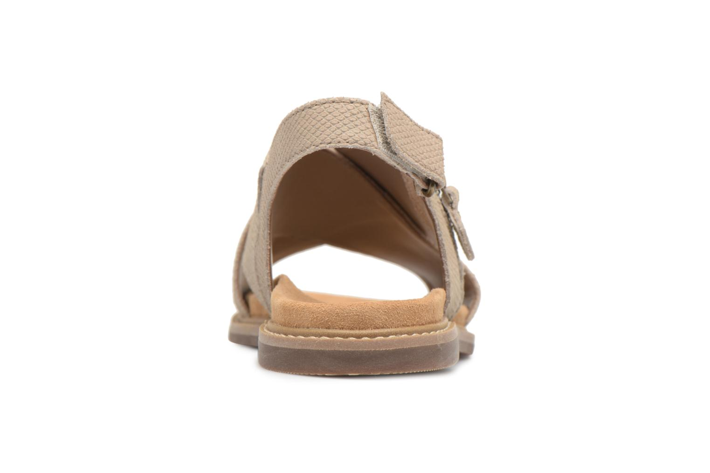 Corsio Calm Sand Leather