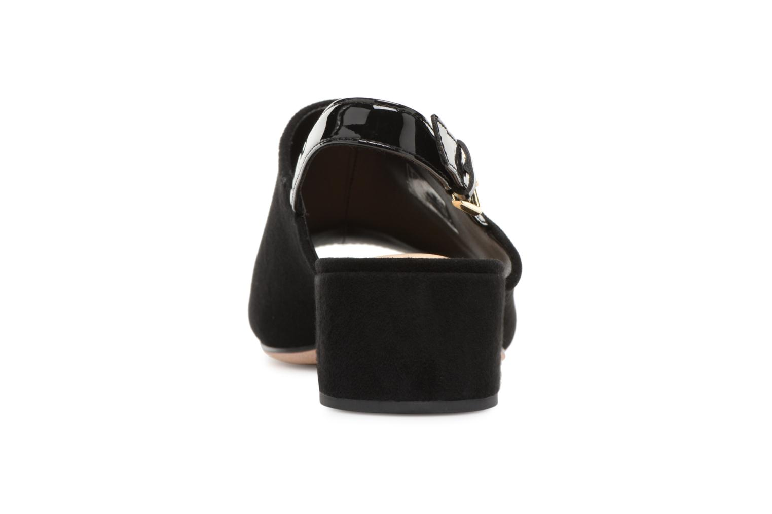 Sandals Clarks Orabella Ivy Black view from the right