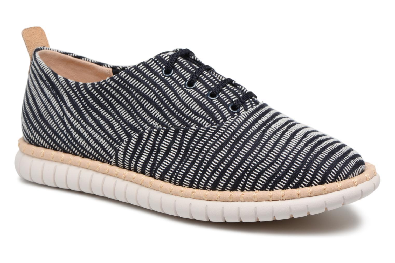 Zapatos promocionales Clarks MZT Blithe (Azul) - Zapatos con cordones   Zapatos de mujer baratos zapatos de mujer