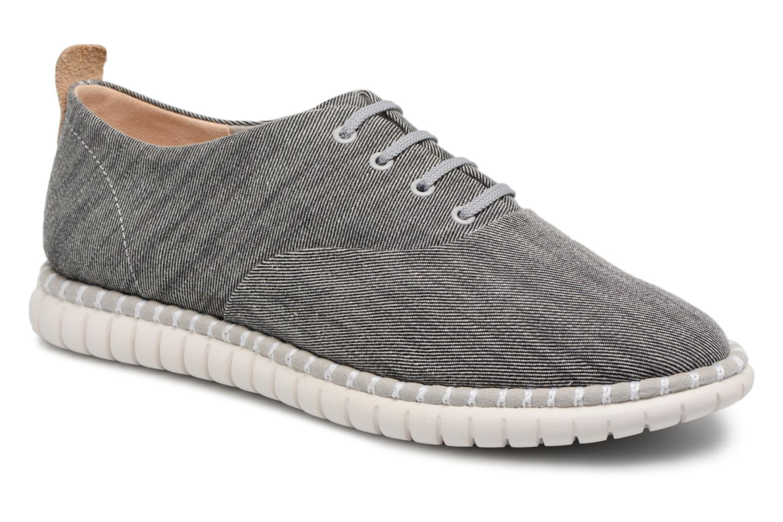 Zapatos cómodos y versátiles Clarks MZT con Blithe (Azul) - Zapatos con MZT cordones en Más cómodo a697fb