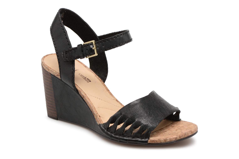 Zapatos promocionales Clarks Spiced Poppy (Negro) - Sandalias   Los últimos zapatos de descuento para hombres y mujeres
