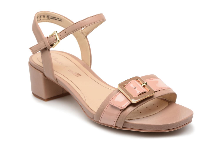 Zapatos promocionales Clarks Orabella Shine (Beige) - Sandalias   Gran descuento