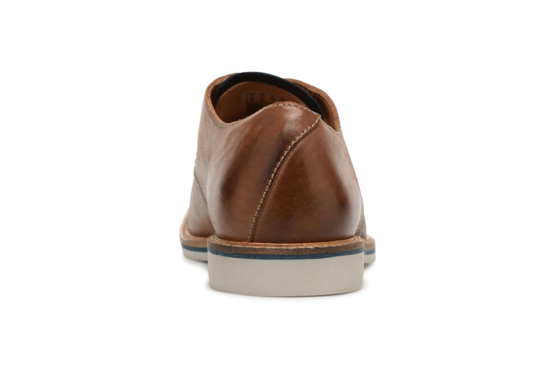 Chaussures à lacets Clarks Atticus Lace Marron vue droite