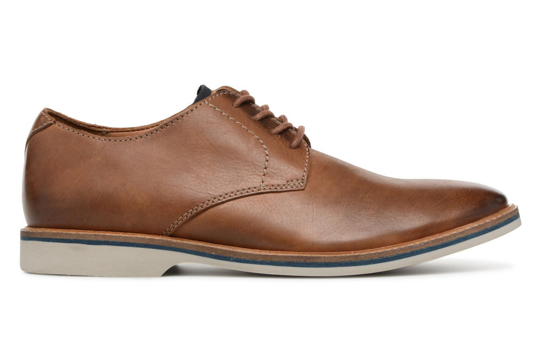 Chaussures à lacets Clarks Atticus Lace Marron vue derrière