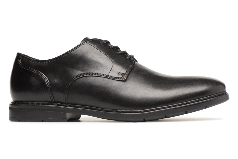 Chaussures à lacets Clarks Banbury Lace Noir vue derrière