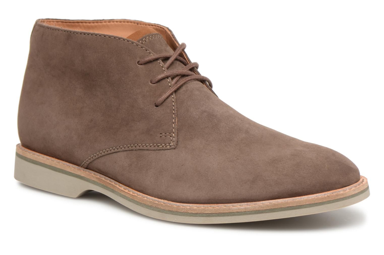Marques Chaussure homme Clarks homme Atticus Limit Navy nubuck