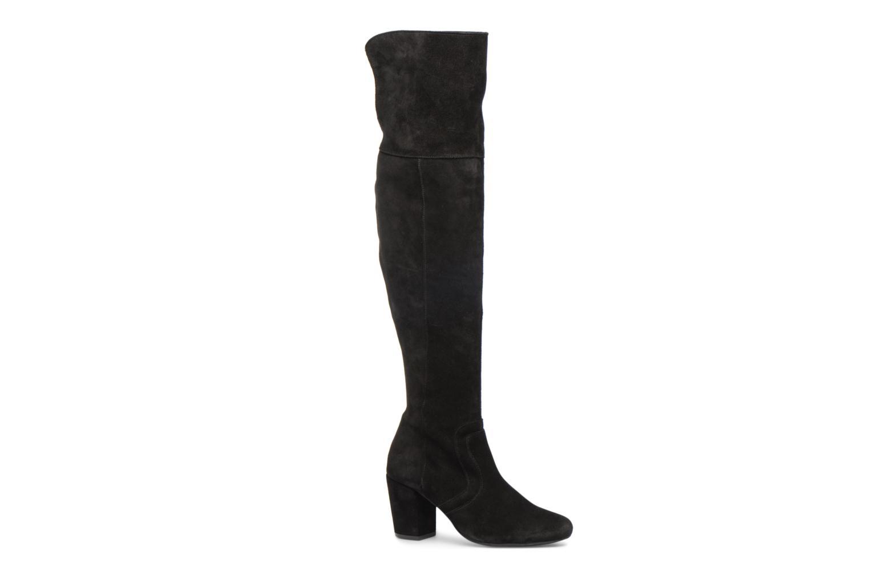 Zapatos promocionales Vero Moda SKY LEATHER OVERKNEE BOOT (Negro) - Botas   Casual salvaje