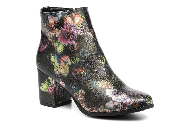 Últimos recortes de precios Vero Moda GINA BOOT (Multicolor) - Botines  chez Sarenza