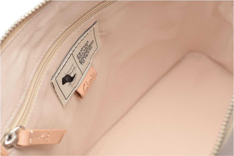 Handtaschen Clarks Millwood Art beige ansicht von hinten