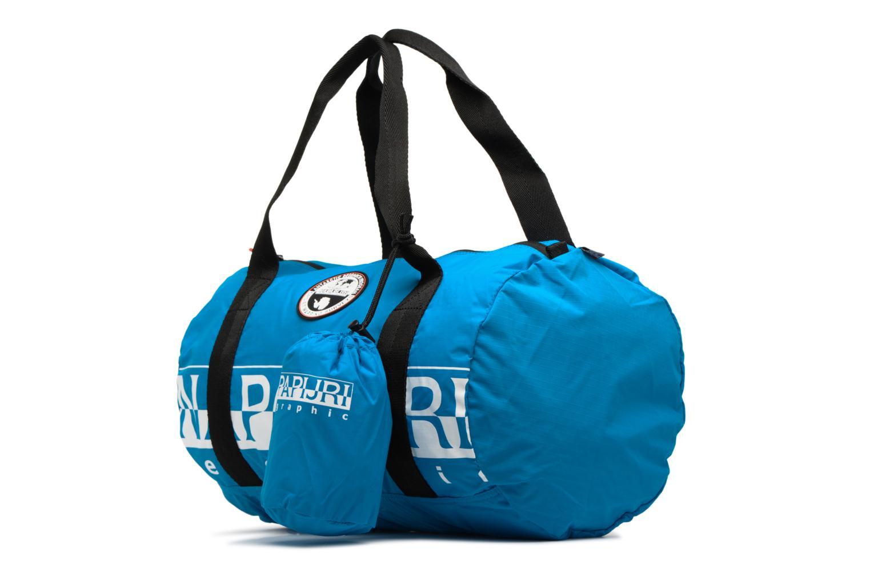 Sporttaschen Napapijri Bering pack 26.5LT 1 blau schuhe getragen