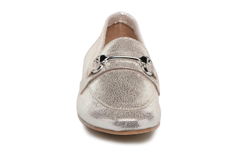 Mocassins Georgia Rose Cemors Argent vue portées chaussures
