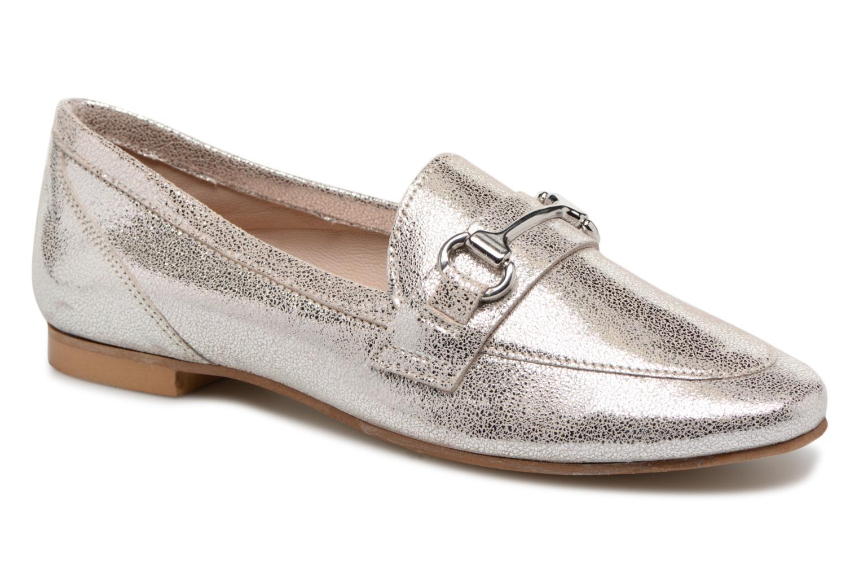 Zapatos promocionales Georgia Rose Cemors (Plateado) - Mocasines   Venta de liquidación de temporada