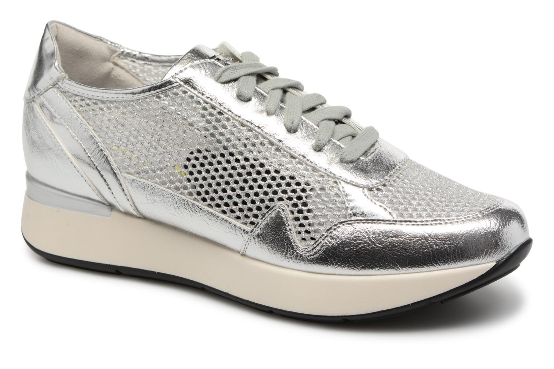 Grandes descuentos últimos zapatos Stonefly Face 9 (Plateado) - Deportivas Descuento
