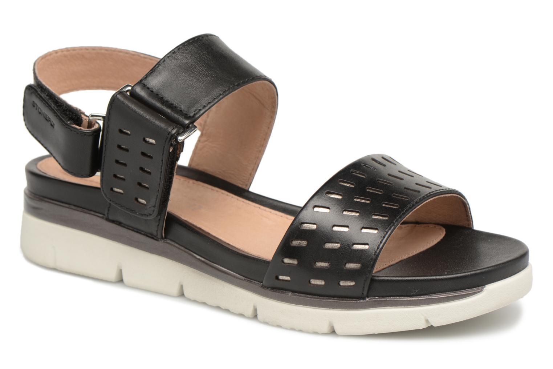 Stonefly Elody 5 (Noir) - Sandales et nu-pieds chez Sarenza (320326)