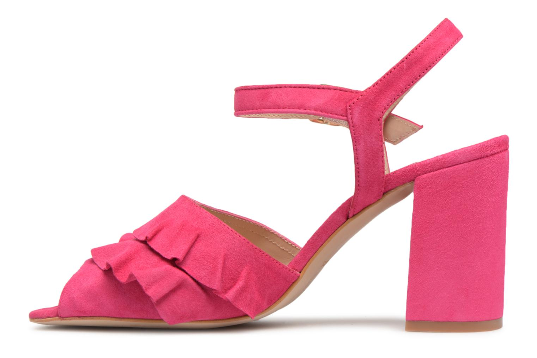 Sandalen Georgia Rose Anvola Roze voorkant