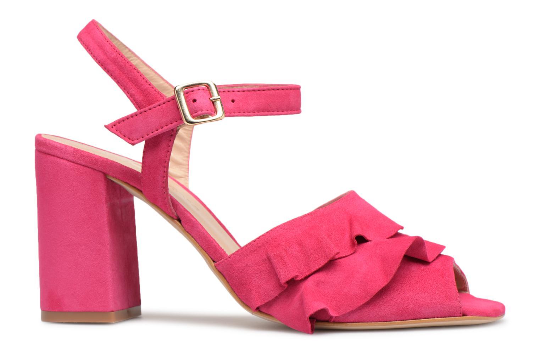 Sandalen Georgia Rose Anvola Roze achterkant