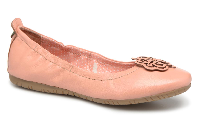 Grandes descuentos últimos zapatos Kickers Rommy (Rosa) - Bailarinas Descuento