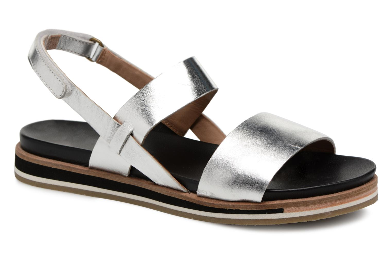 Grandes descuentos últimos zapatos Kickers Olivera (Plateado) - Sandalias Descuento