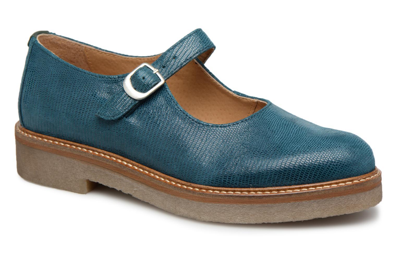 Zapatos promocionales Kickers Oxitane (Azul) - Bailarinas   Zapatos casuales salvajes
