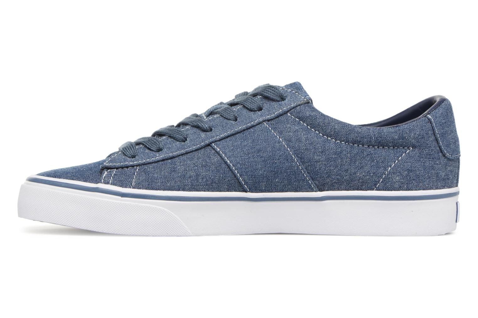 Trainers Polo Ralph Lauren Sayer Blue front view