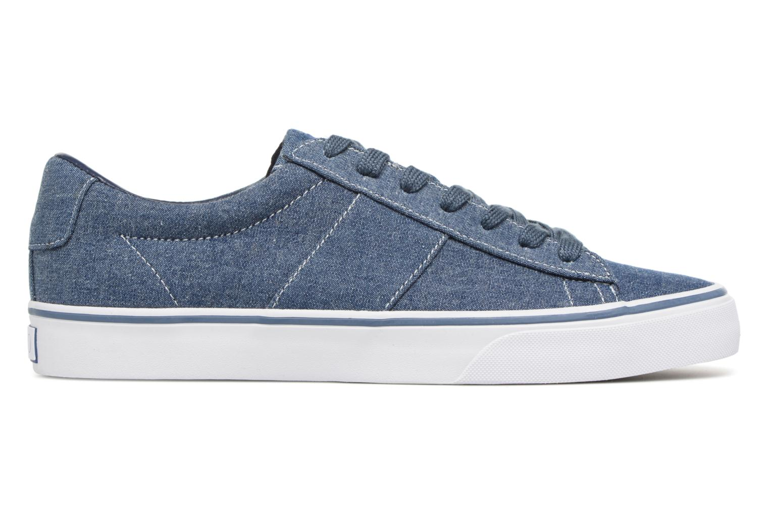 Trainers Polo Ralph Lauren Sayer Blue back view